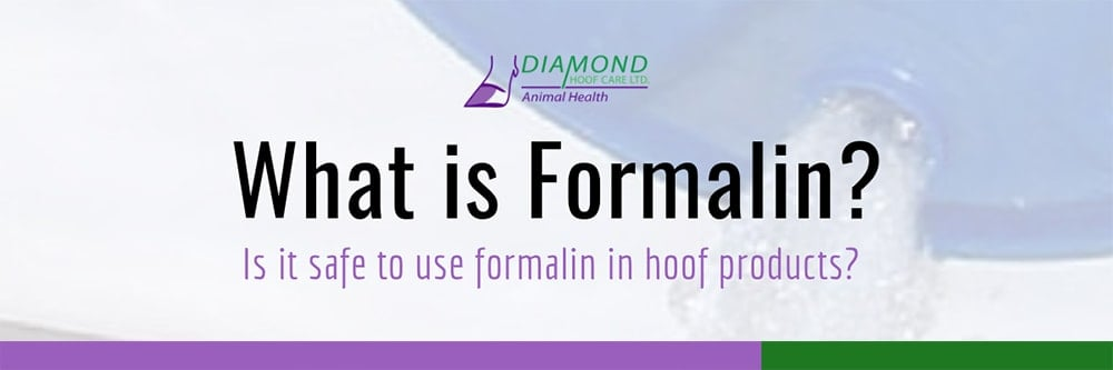Should Your Hoof Products List Include Formalin?