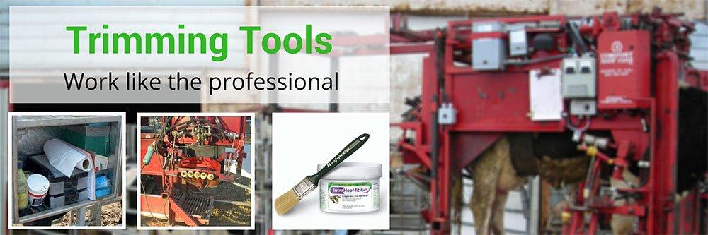 Tools That Make Hoof Trimming Easier